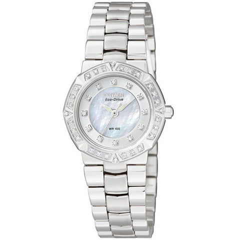 Citizen Serano Women's Eco-Drive Diamond Watch EP5830-56D