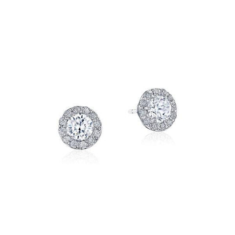 Tacori Single Bloom Diamond Earring FE809RD65