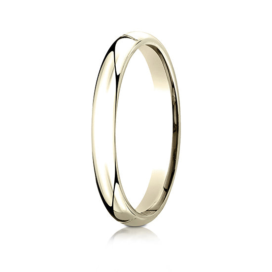 Benchmark 14K Yellow Gold Standard Comfort-Fit Wedding Band LCF13014KY