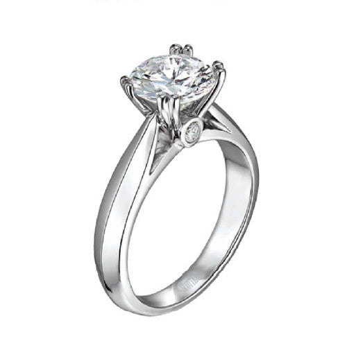 ScottKay Ladies Solitaire Engagement Ring M0655RD20