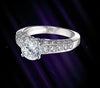 Scott Kay Ladies Diamond Engagement Ring M1118RD10