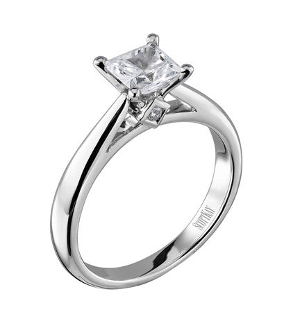 ScottKay Radiance Solitaire Diamond Engagement Ring M1600QR310
