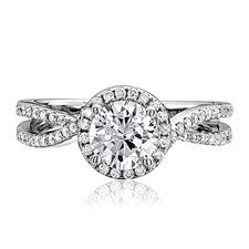 Scott Kay Diamond Engagement Ring M1756R310