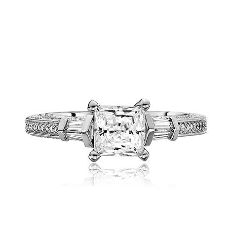 Scott Kay Parisi Engagement Ring M2017BR310