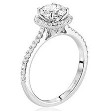 Scott Kay Luminaire Engagement Ring M2027R510