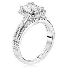 Scott Kay Luminaire Engagement Ring M2044R515
