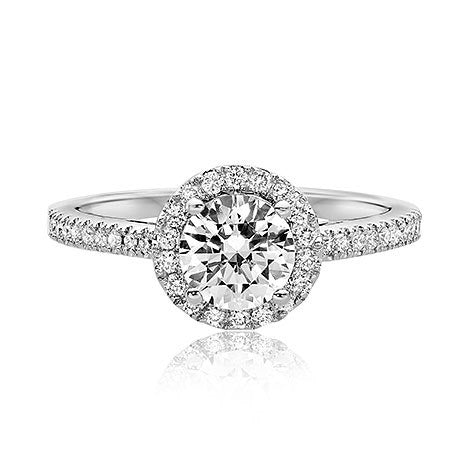 Scott Kay Luminaire Engagement Ring M2053R510