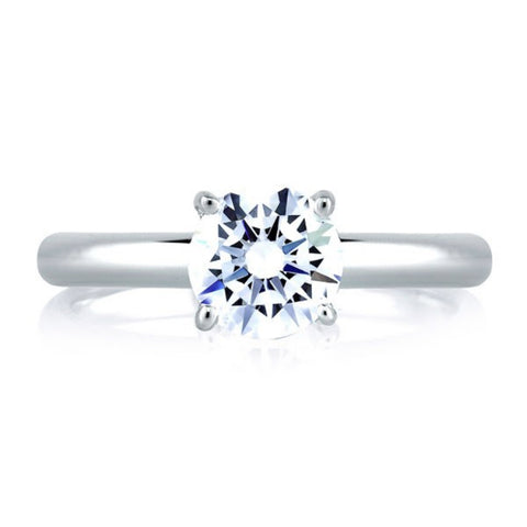A.JAFFE Classics Solitaire Engagement Ring ME1564/100