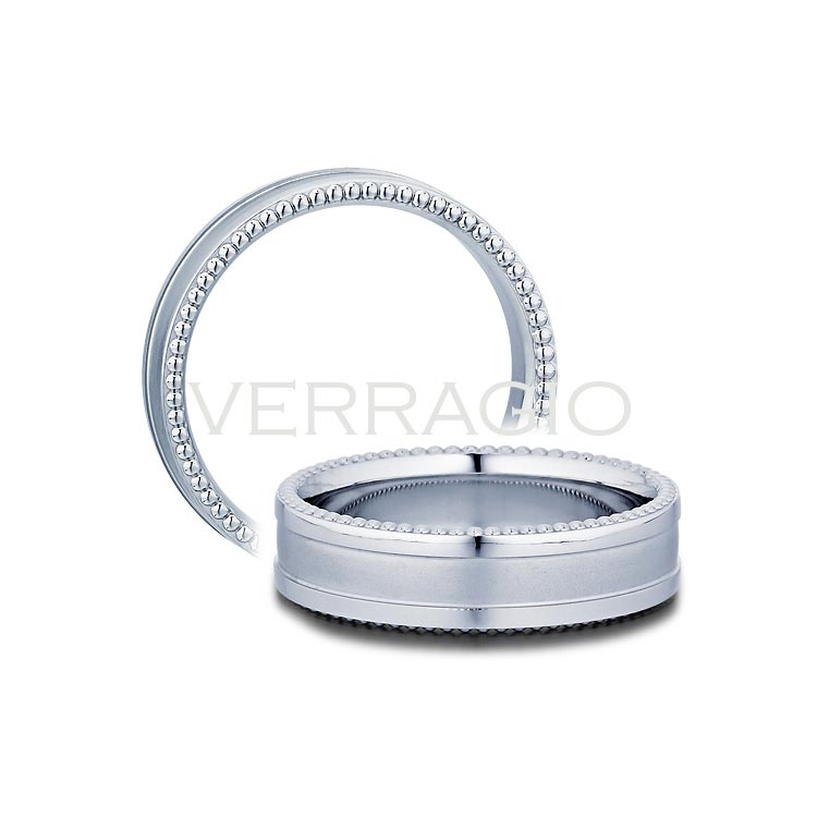 Verragio 6MM Men's Wedding Band MV-6N13