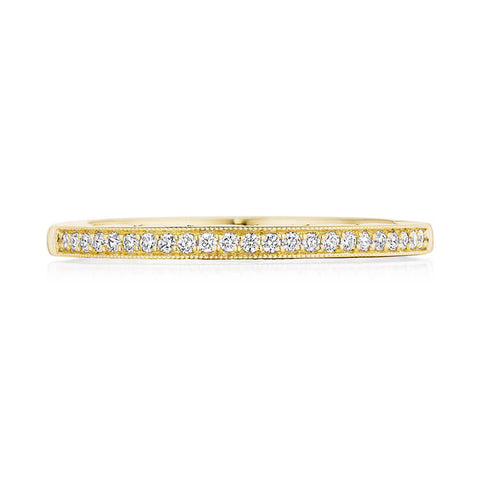 Tacori Ladies Diamond Wedding Band P103BFY