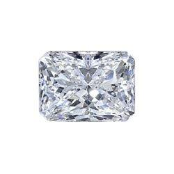 2.02Ct Cut-Cornered Rectangular Modified Brilliant, Q-R, VS2, Very Good Polish, Good Symmetry, EGL USA Report US920967701D