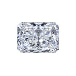 2.03Ct Cut-Cornered Rectangular Modified Brilliant, E, SI1, Excellent Polish, Very Good Symmetry, GIA Report 2201820615