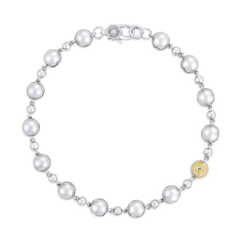 Tacori Beaded Dew Drop Bracelet SB209