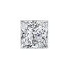 GIA 1.07 CT Square Modified Brilliant, I, SI1, Excellent Polish, Good Symmetry