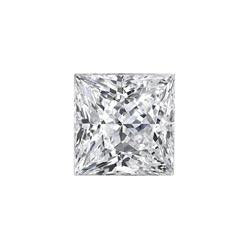 1.0Ct Square Modified Brilliant, D, VVS2, Very Good Polish, Very Good Symmetry, GIA 5106817421