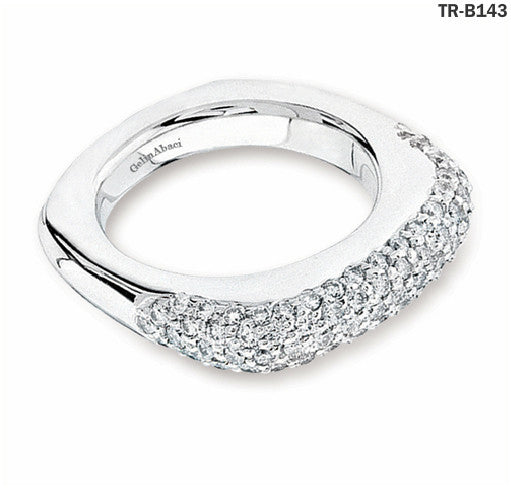Gelin Abaci Tension Diamond Engagement Ring TR-143
