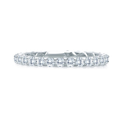A.JAFFE Delicate Quilted Anniversary Band WR1025Q / 157