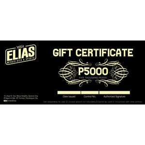_P5000 Gift Check - Elias Wicked Ales & Spirits