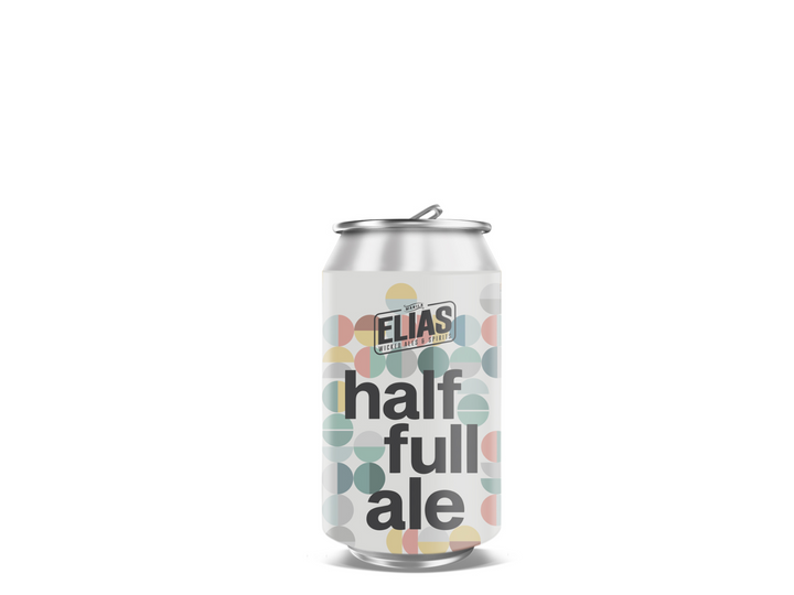 Half Full Ale (4-Pack) - Elias Wicked Ales & Spirits