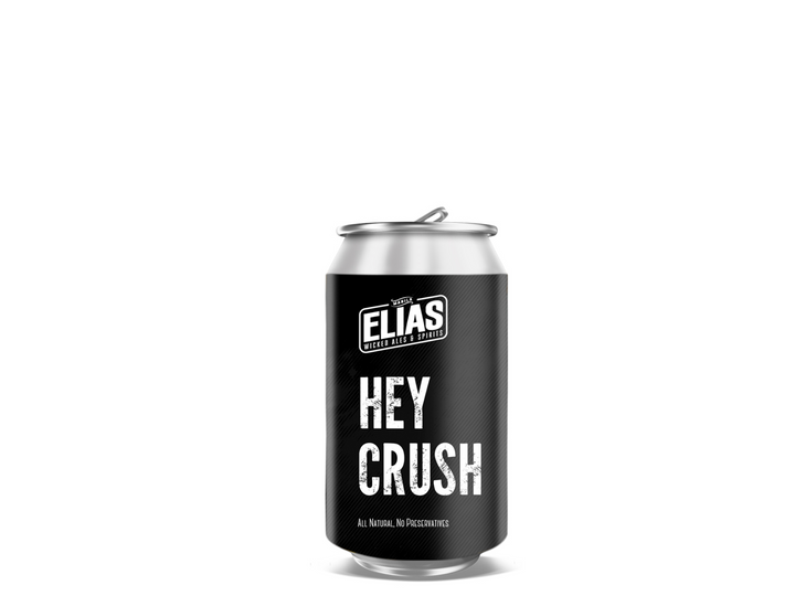 Hey Crush Session Pale Ale - Elias Wicked Ales & Spirits