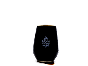 Hoppy Daze Beer Glass - Elias Wicked Ales & Spirits