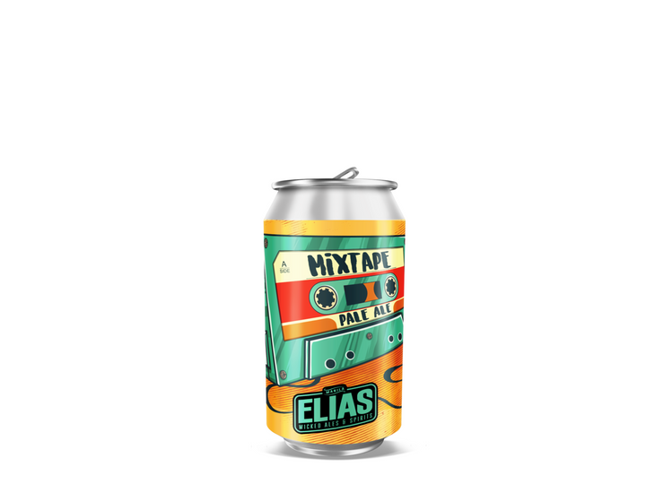 Mixtape Pale Ale - Elias Wicked Ales & Spirits