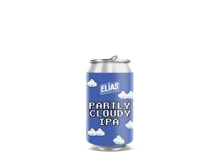 Partly Cloudy IPA - Elias Wicked Ales & Spirits