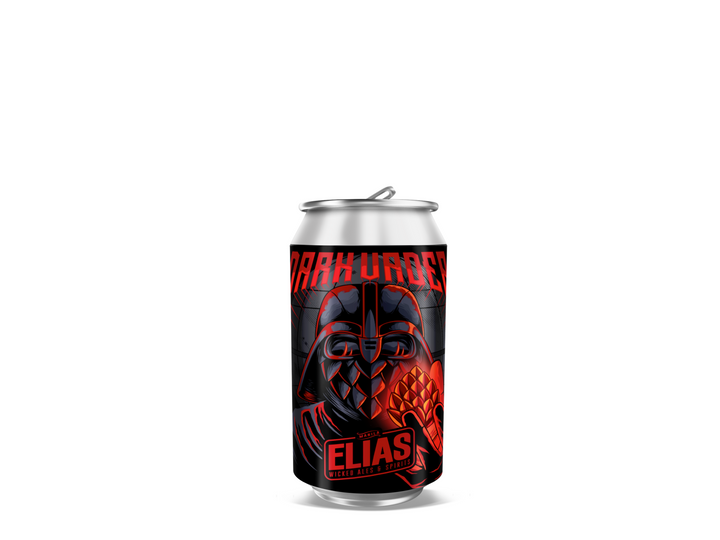 Dark Vader Stout - Elias Wicked Ales & Spirits