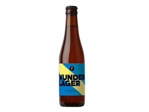 Wunder India Pale Lager - Elias Wicked Ales & Spirits