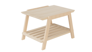 Natural Line Lounge Table