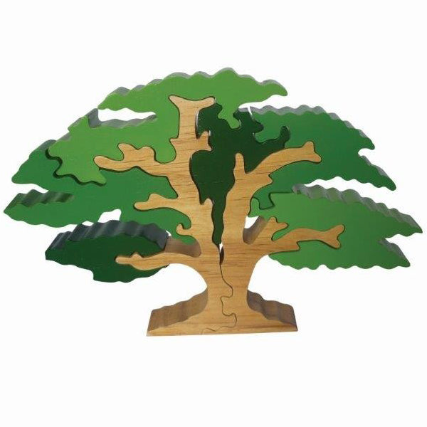 Majestic Oak Puzzle