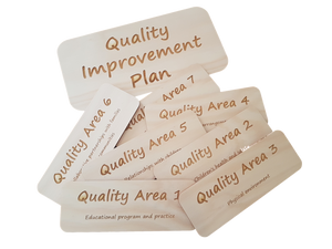 WYLTP Quality Improvement Plan Display Set