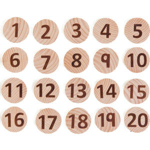 Tactile Number Rounds