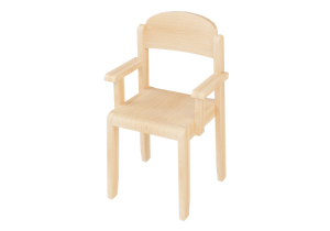 Natural Line Elegance Arm Chair