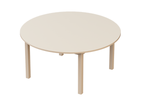 Natural Line Elegance Table Round 90cm