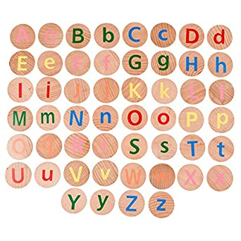 Alphabet Matching Pairs Coloured