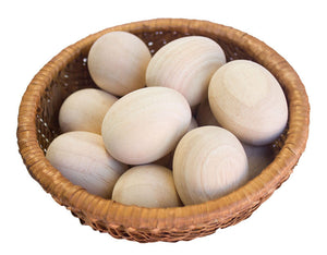 Natural Egg Basket