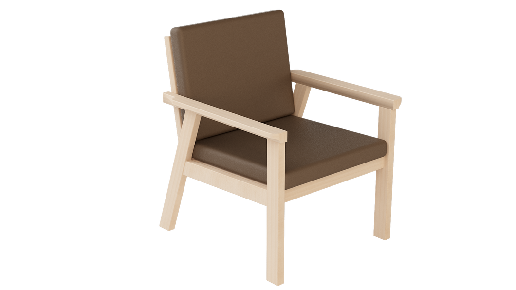 Natural Line Lounge Chair