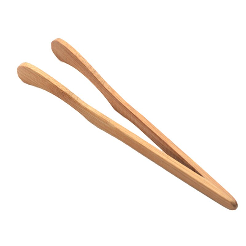 Bamboo Tweezers Curved