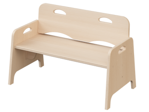 Natural Line Kinder Bench
