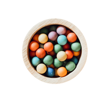 Load image into Gallery viewer, Wooden Marbles Rainbow
