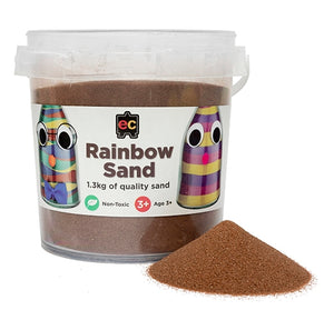 Rainbow Sand Chocolate Brown