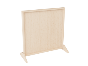 Natural Line Wooden Divider Small