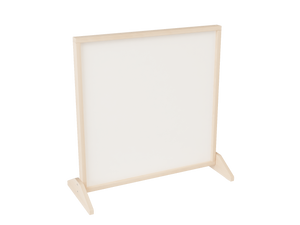 Natural Line Whiteboard Divider Small