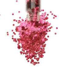 Load image into Gallery viewer, Bio Glitter Red 10g