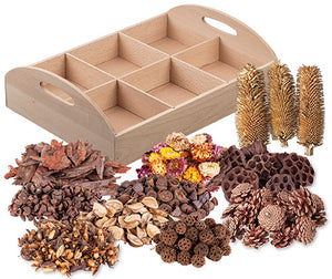 Natural Sensory Tray Kit