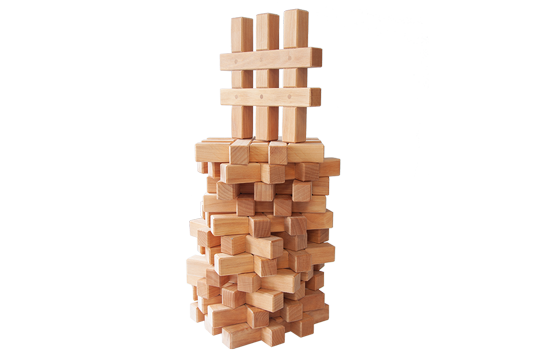 Stacking Grid Blocks