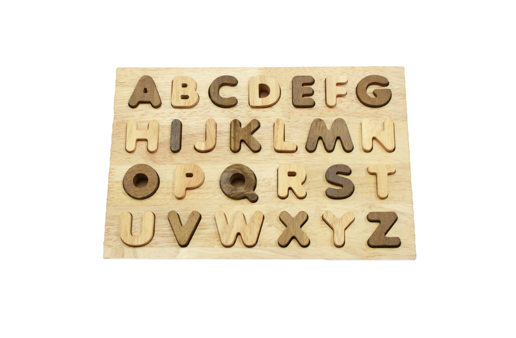 Natural Capital Letter Puzzle