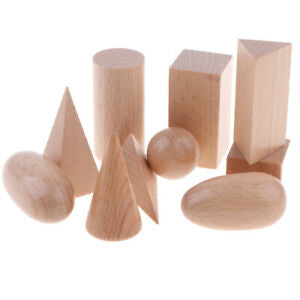 Mini Geometric Solid Set