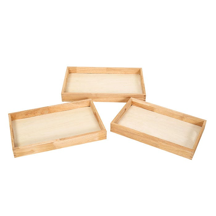 Montessori Nesting Trays